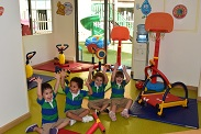 <h6>Vision</h6> At Monroe�s Nursery we embrace diversity in each child, encouraging individual and unique personalities to shine through.
